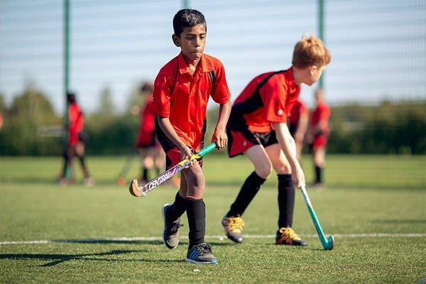 fairstead house school pupils enjoying sports